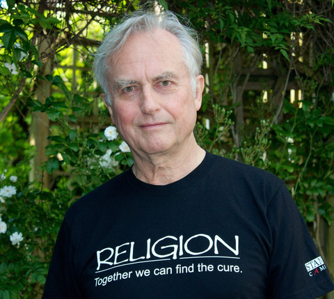 Image result for Image of Richard Dawkins