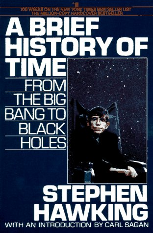 Stephen Hawking a Brief History of Time Book